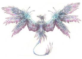 wings by queenofeagles