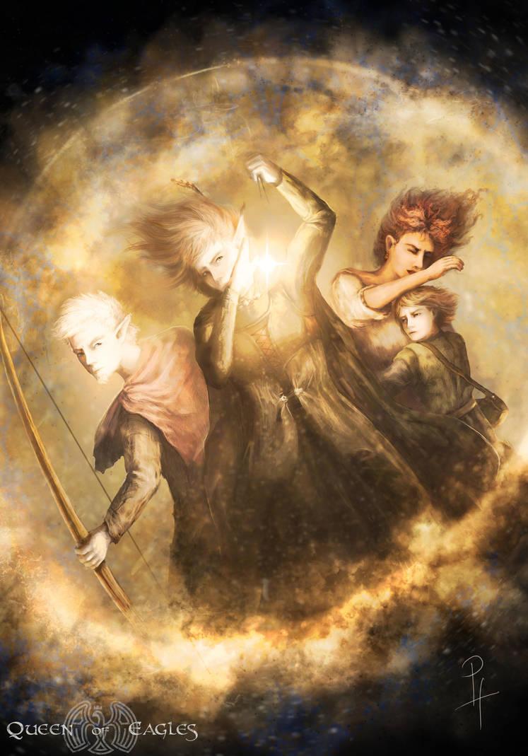 Last Light by queenofeagles
