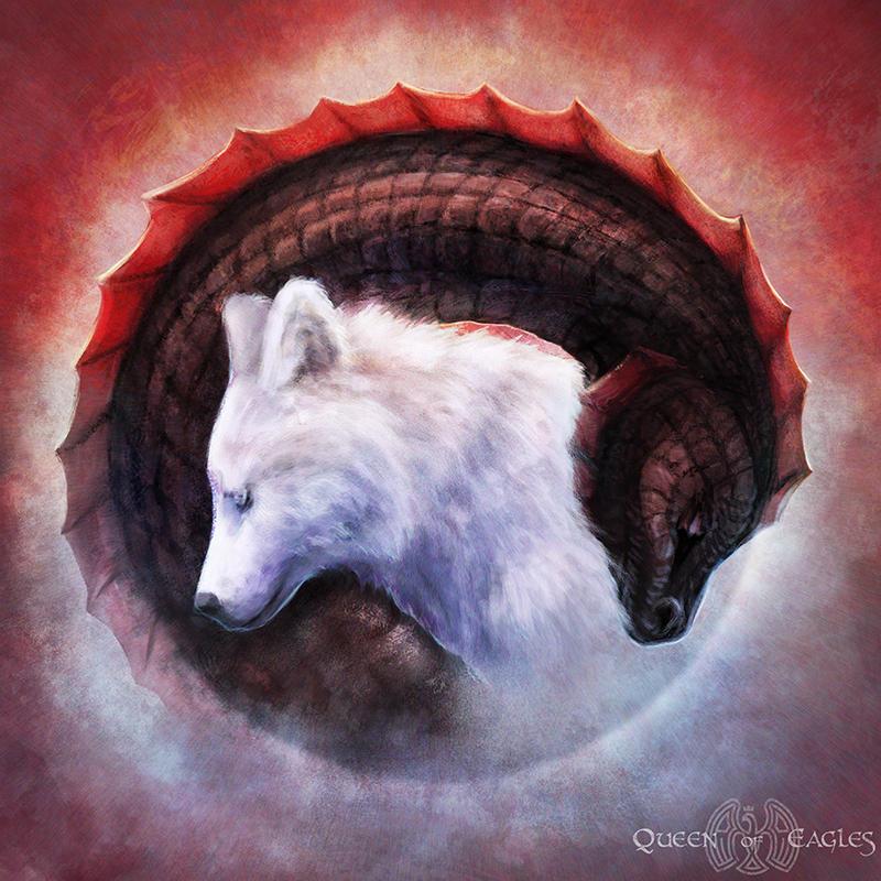 Commission - Valentine Alavon by queenofeagles