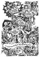 druid fluid page four by yowassup