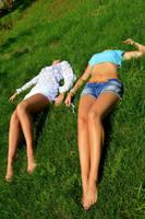 Headless Girls by ozim479