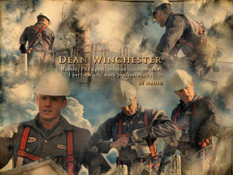 Dean Winchester - Only Hunter? by Nadin7Angel