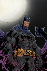 Batman yo by H8Leech