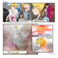 Miraculous Ladybug Nightmare comic Pag 3 by TheGirlOfFate