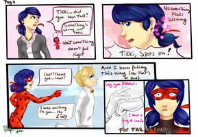 Miraculous Ladybug Nightmare comic Part 4 by TheGirlOfFate