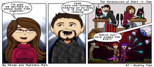 Adventures of Matt -n- Nae #32 by TheEvilNae