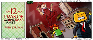 Adventures of Matt -n- Nae #37 - Day 6 by TheEvilNae