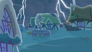 BG Stormy Night by DracoBlair