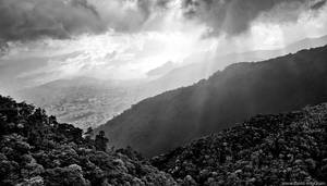 Caracas View by DavidVogt