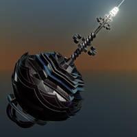 Dawn of the Death Ray by zweeZwyy