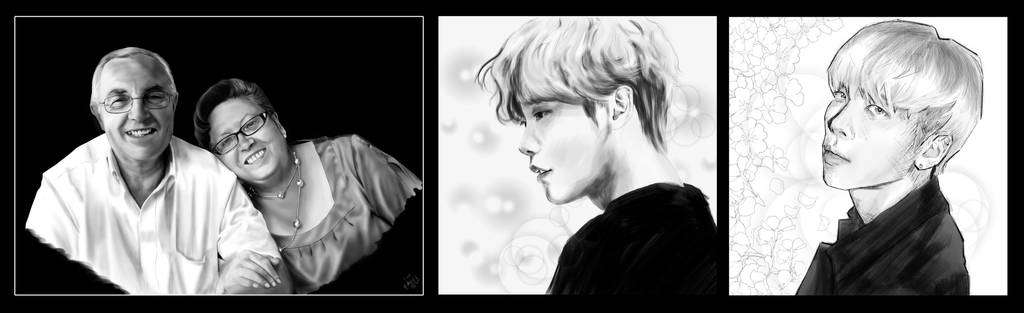 Black And White2 by Angietatsu