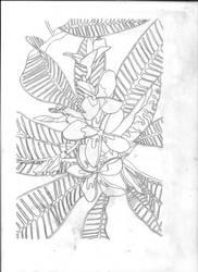 Frenzy plant by DragonLugia