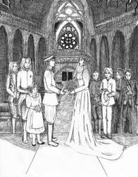 Wedding by Scuroen