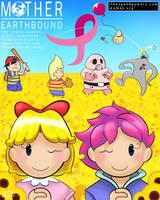 Earthbound Marathon Charity by CyberMoonStudios