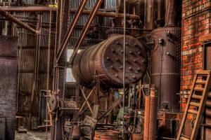 Blacksmith 10 by Davenwolf