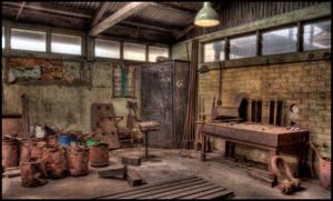 Blacksmith 14 by Davenwolf