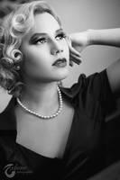 Natalia portrait clasic by xxbone