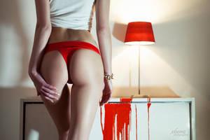 -L- red by xxbone