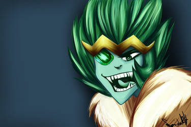 Commander Emerald by Zonida