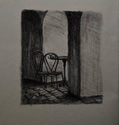 Cafe. by Nadeshiko-Haruchene