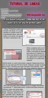 Tut. de lineas-facil-espanol by aguzzla22