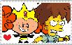 Gino X Princess Shipping Stamp by MockingjayBases