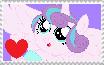 I Heart Flurry Heart Stamp by MockingjayBases