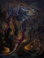 Sentinel of screams by Teulius