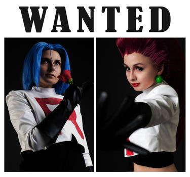 WANTED by KyoudaiCosband