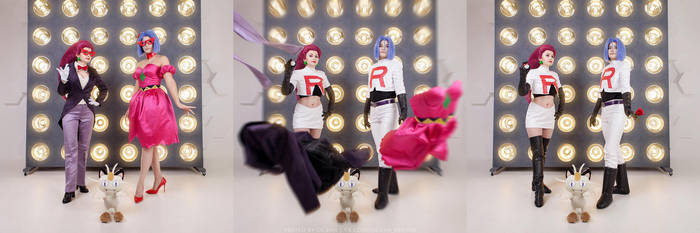 Team Rocket Transformation! by KyoudaiCosband