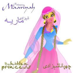 Princess Maariyah (Old Design) by ArsalanKhanArtist