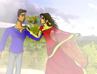 Soo Romantic by ArsalanKhanArtist