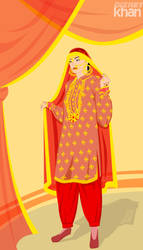 My Mother's Marriage by ArsalanKhanArtist