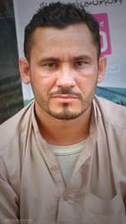 A Handsome Seller by ArsalanKhanArtist