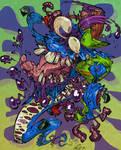 Wyrm by BrendanCorris