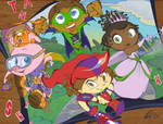 PBS Kids Support - Super WHY by BrendanCorris