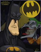 Batman by BrendanCorris