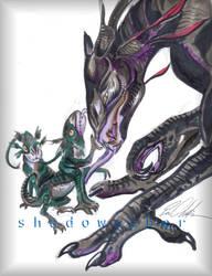 Pandora's panther pups undone by ShadowSaber