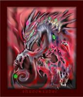Deathwise Demon Dragon by ShadowSaber