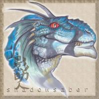Azul Dragon by ShadowSaber