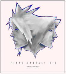 Final Fantasy VII Remake by elNevan
