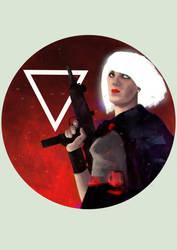 Gun Girl by elNevan
