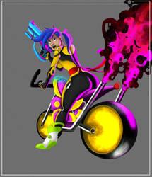 Let's ride ! by elNevan