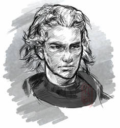 Captain Basch by Firnheledien