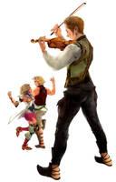 Dalmascan Folk Dance by Firnheledien