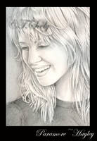 Paramore Hayley by TLSeely