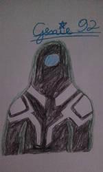 The Ninja by Genie92