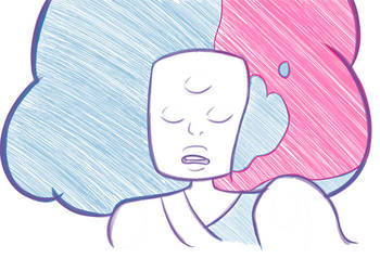 Cotton Candy Garnet sketch1+clr by Zeke-01