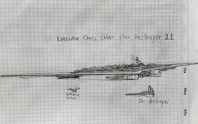 Executor II Class Super Star Destroyer by Flyingtaco2002