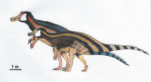 Spinosauridae 03 by yoult